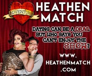 Heathen Matching Site